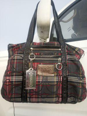 "Coach ""Poppy"" bag. for Sale in Bartow, FL"