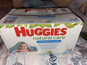 Huggies Natural Care Wipes for Sale in Los Angeles, CA