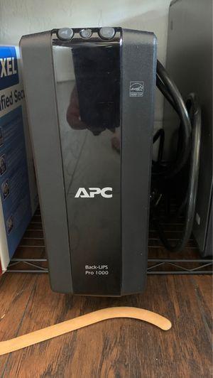 Apc Computer Back-UPS pro 1000 for Sale in Miami, FL