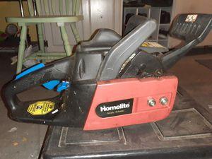 Homelite ranger chainsaw head for Sale in Maitland, FL