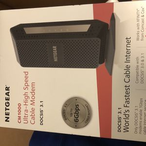 Netgear Modem for Sale in Ann Arbor, MI