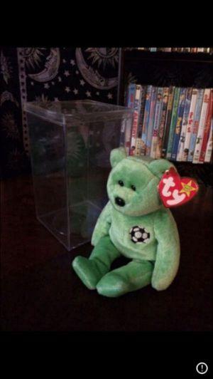 Retired Kicks the Soccer Bear TY Beanie Baby for Sale in Hazleton, PA