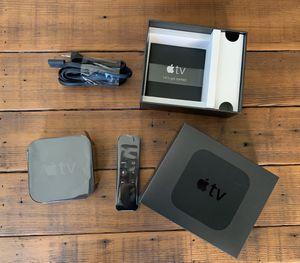 Apple TV 4th Generation 64GB Black MLNC2LL/A for Sale in Tustin, CA