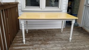 $50 Country Style Dining Table for Sale in Essington, PA
