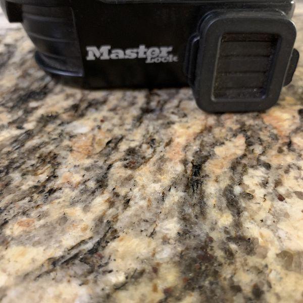 Master Trailer Coupler Lock