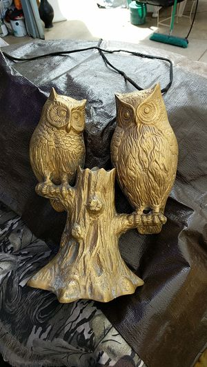 Brass owls for Sale in La Habra Heights, CA
