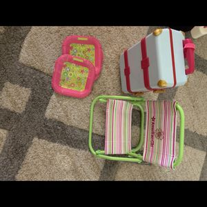 American Girl Doll Camp Set for Sale in Sun City, AZ