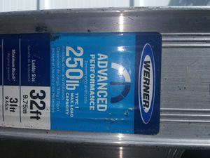 32 Werner ladder for Sale in Orlando, FL