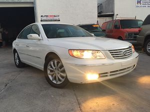 2007 Hyundai Azera clean title great condition for Sale in Hollywood, FL