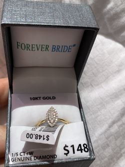 New 10k Gold Ring Size 7 for Sale in Nashville,  TN