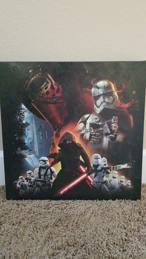 Star Wars Picture for Sale in Gig Harbor, WA