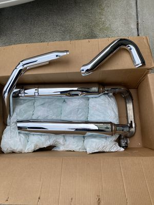 Harley Davidson Exhaust Pipes for Sale in Raleigh, NC