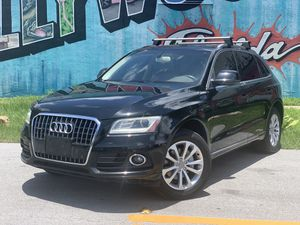 2013 Audi Q5 Black - Drive for only $60 to $80 a week for Sale in Miami Gardens, FL