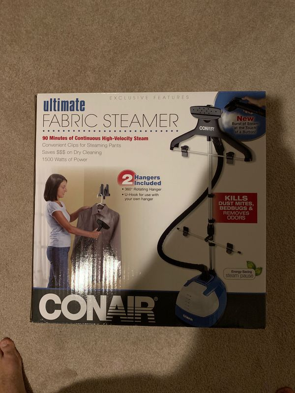 Conair Home Upright Fabric Steamer, Deluxe