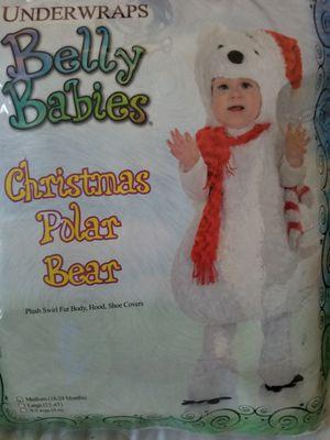 Polar Bear Costume 18-24 Months. for Sale in Las Vegas, NV