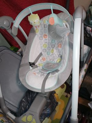 Baby swing for Sale in Wood River, IL