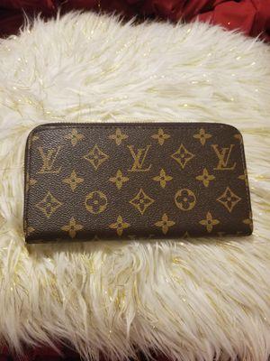 Monogram wallet (no string) for Sale in Norcross, GA