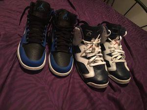 Jordan 1's & Jordan 6's for Sale in Wichita, KS
