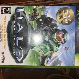 HALO COMBAT EVOLVED Original Release Edition In New Condition for Sale in Hialeah, FL