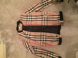 Burberry jacket xxl for Sale in Silver Spring, MD