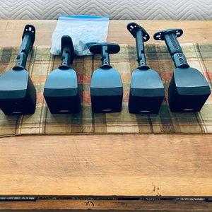 """Five 3"""" Cube Bose speakers with mounts. Located in Anthem. for Sale in Cave Creek, AZ"""