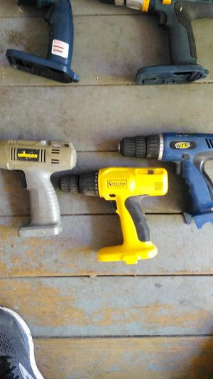Drills, 5$ ea. for Sale in Columbus, OH