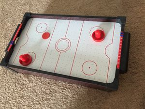 Brand new mini air hockey table for Sale in Las Vegas, NV