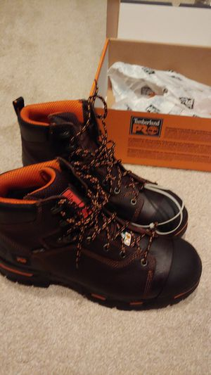 Timberland work boots for Sale in Naperville, IL