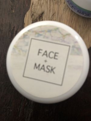 White face mask for Sale in Pacific Grove, CA