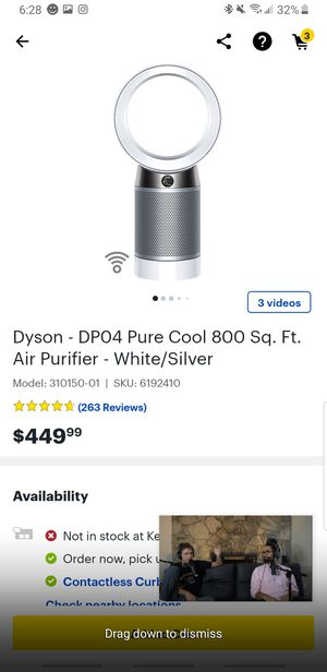 Brand new Dyson, never opened for Sale in Kennewick, WA