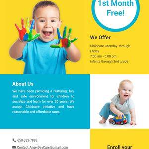 Angel Childcare for Sale in Palo Alto, CA