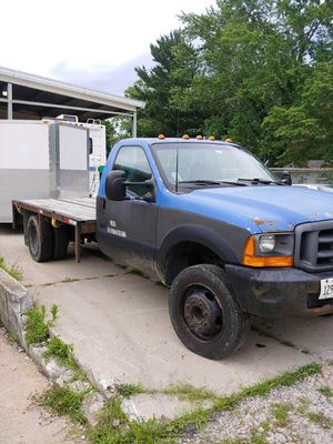 Ford F450 Diesel Flatbed for Sale in New Troy, MI