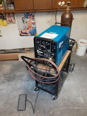 Miller econotig tig welder with extras for Sale in Las Vegas, NV