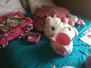 HELLO KITTY room Decor for Sale in Douglasville, GA