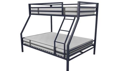 Twin over full bunk bed for Sale in Newburgh Heights,  OH