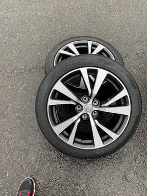2016 18 maxima rims for Sale in Alexandria, VA