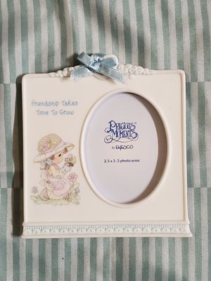 Precious moments picture frame for Sale in Sugar Hill, GA