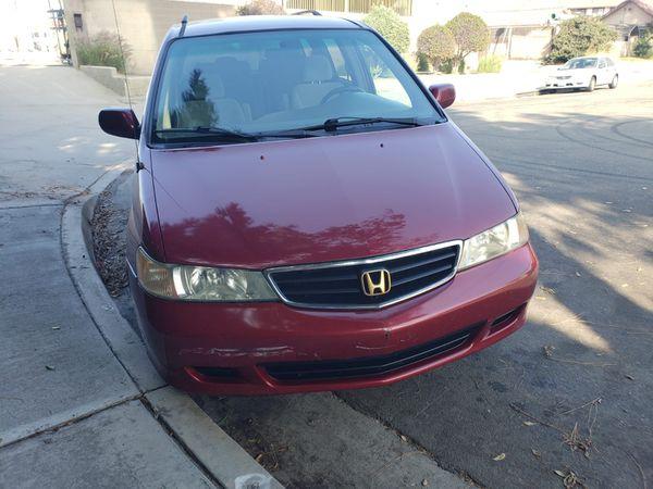 Honda odyssey 2004