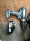 Makita drill & 18 Volt battery(179.99 Originally) for Sale in US