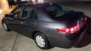 2004 honda accord, clean title, smog check, car fax, runs great ,no problems, tags sep 2020, automatic for Sale in Fontana, CA