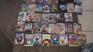 38 DVDs mostly kids all originLs for Sale in Independence, KS