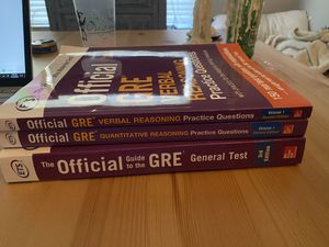 GRE - Official Guides for Sale in Fort Worth, TX
