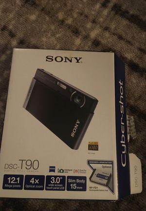 Sony DSC-T90 Digital Camera for Sale in Boston, MA