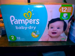 Pampers. Baby-dry for Sale in King of Prussia, PA