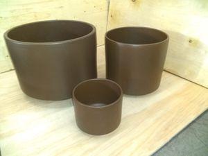Mid century ceramic planter pots for Sale in El Cajon, CA