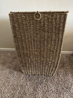 Laundry basket for Sale in Scottsdale, AZ