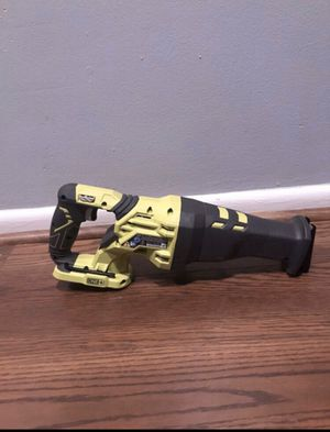 RYOBI 18-VOLT ONE+ CORDLESS RECIPROCATING SAW - NEW (Tool-Only) for Sale in Lake Worth, FL
