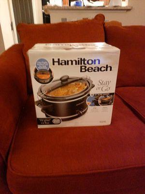 Hamilton Beach crock pot for Sale in McLean, VA