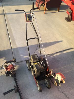 Master cut edger an for Sale in Covina, CA