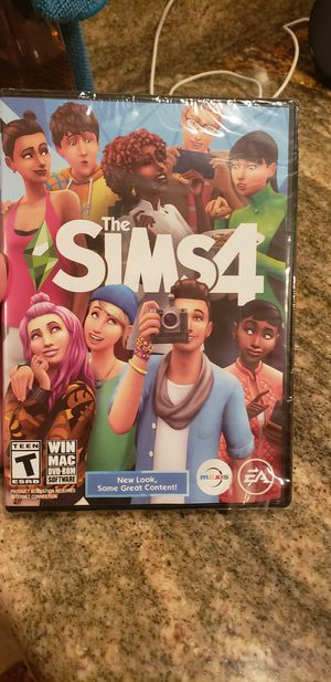 THE SIMS 4 COMPUTER GAME for Sale in Fullerton, CA